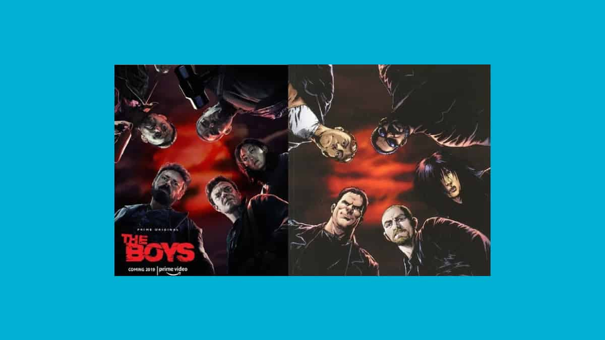 The Boys, Amazon Prime