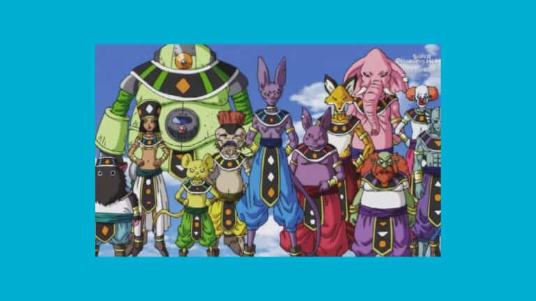 Personagens de Dragon Ball que são mais fortes do que o Goku