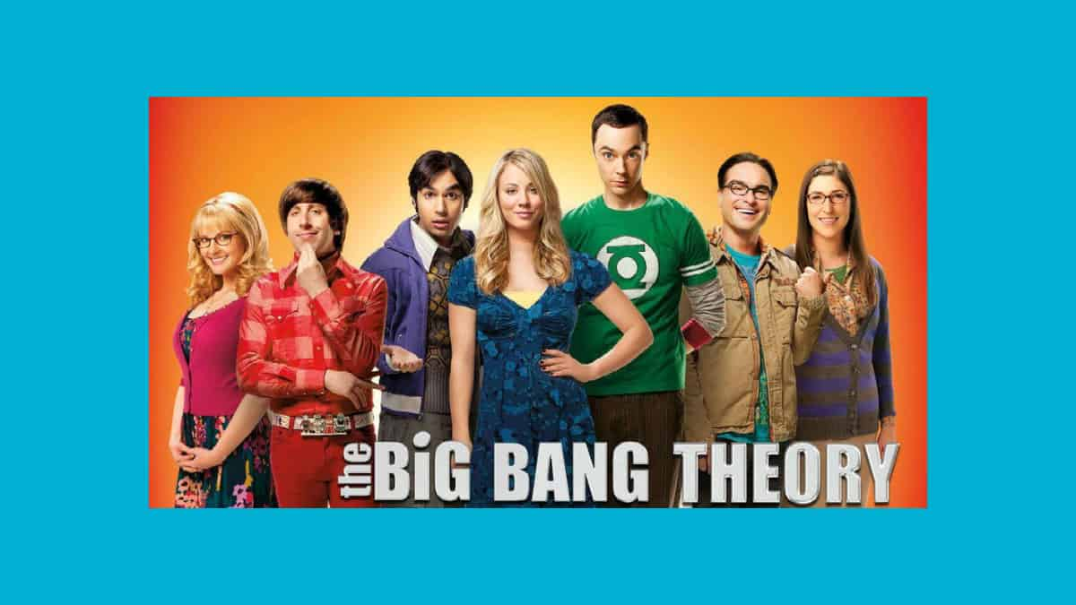 Vale a pena assistir The Big Bang Theory