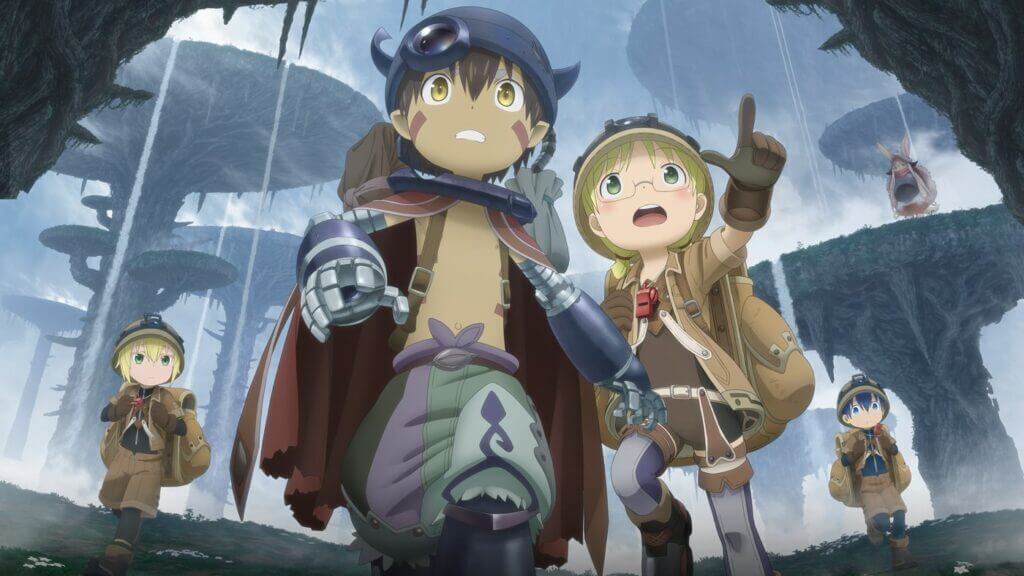 Anime de Made in Abyss