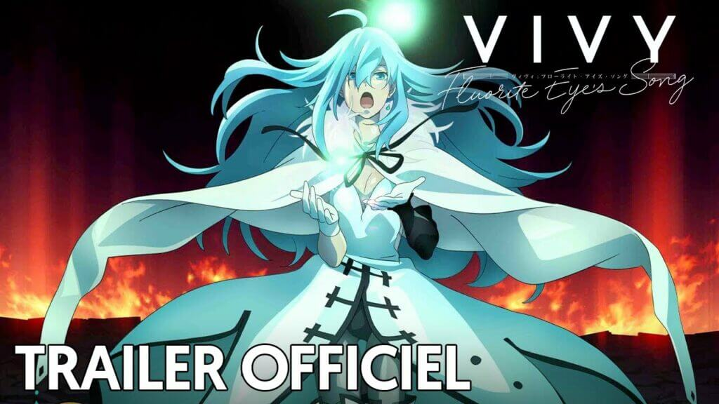 Anime de Vivy Fluorite Eye's Song