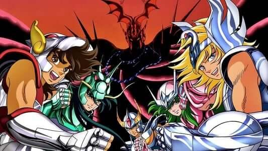 Os Cavaleiros do Zodíaco (1986)