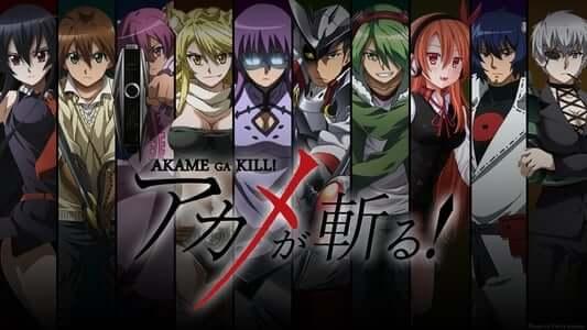Akame ga Kill (2014)