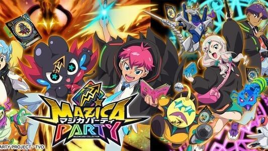 Mazica Party (2021)