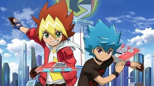 Yu-Gi-Oh! Sevens (2020)