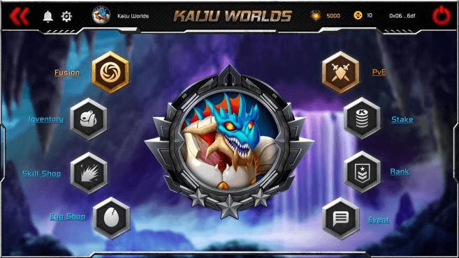 Kaiju Worlds