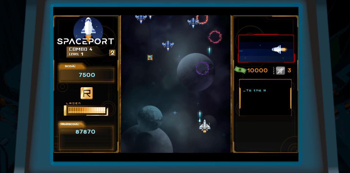SpacePort Universe